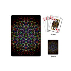 The Flower Of Life Playing Cards (mini)