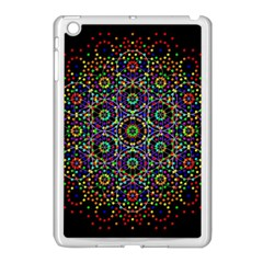 The Flower Of Life Apple Ipad Mini Case (white)