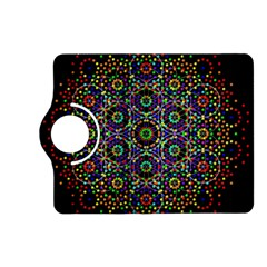 The Flower Of Life Kindle Fire Hd (2013) Flip 360 Case
