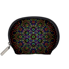 The Flower Of Life Accessory Pouches (small)