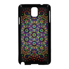 The Flower Of Life Samsung Galaxy Note 3 Neo Hardshell Case (black)