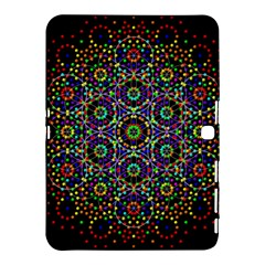 The Flower Of Life Samsung Galaxy Tab 4 (10 1 ) Hardshell Case