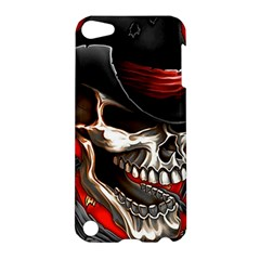 Confederate Flag Usa America United States Csa Civil War Rebel Dixie Military Poster Skull Apple Ipod Touch 5 Hardshell Case