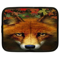 Fox Netbook Case (xxl)