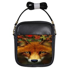 Fox Girls Sling Bags
