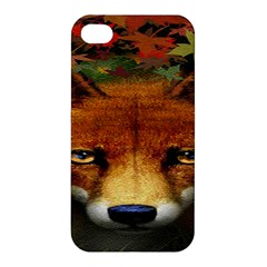 Fox Apple Iphone 4/4s Hardshell Case