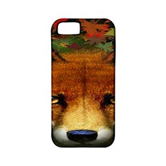 Fox Apple Iphone 5 Classic Hardshell Case (pc+silicone)