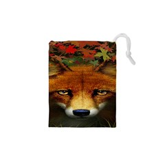Fox Drawstring Pouches (xs)