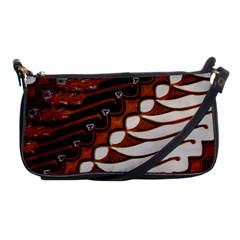 Traditional Batik Sarong Shoulder Clutch Bags