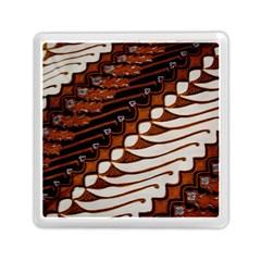 Traditional Batik Sarong Memory Card Reader (square)