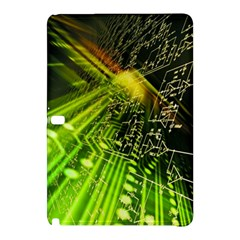 Electronics Machine Technology Circuit Electronic Computer Technics Detail Psychedelic Abstract Patt Samsung Galaxy Tab Pro 10 1 Hardshell Case