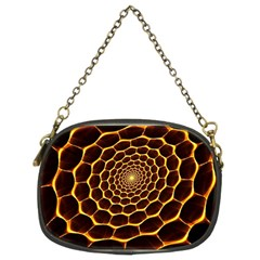 Honeycomb Art Chain Purses (two Sides)