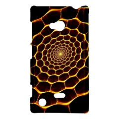 Honeycomb Art Nokia Lumia 720