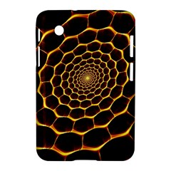 Honeycomb Art Samsung Galaxy Tab 2 (7 ) P3100 Hardshell Case