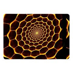 Honeycomb Art Apple Ipad Pro 10 5   Flip Case