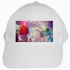 Clouds Multicolor Fantasy Art Skies White Cap