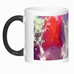 Clouds Multicolor Fantasy Art Skies Morph Mugs
