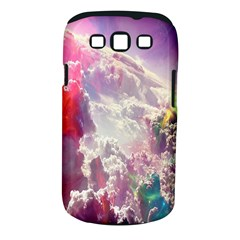 Clouds Multicolor Fantasy Art Skies Samsung Galaxy S Iii Classic Hardshell Case (pc+silicone)