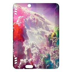 Clouds Multicolor Fantasy Art Skies Kindle Fire Hdx Hardshell Case