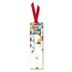 Retro Pattern Of Geometric Shapes Small Book Marks