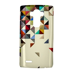 Retro Pattern Of Geometric Shapes Lg G4 Hardshell Case