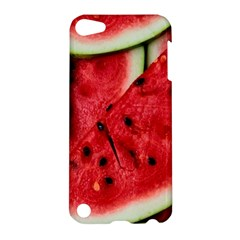 Fresh Watermelon Slices Texture Apple Ipod Touch 5 Hardshell Case