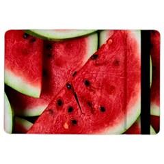 Fresh Watermelon Slices Texture Ipad Air 2 Flip