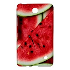 Fresh Watermelon Slices Texture Samsung Galaxy Tab 4 (8 ) Hardshell Case