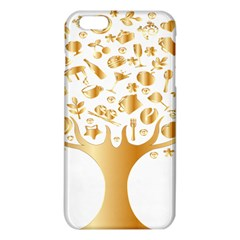 Abstract Book Floral Food Icons Iphone 6 Plus/6s Plus Tpu Case