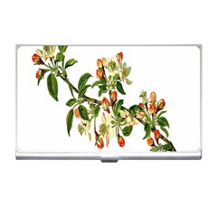 Apple Branch Deciduous Fruit Business Card Holders