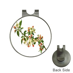 Apple Branch Deciduous Fruit Hat Clips With Golf Markers