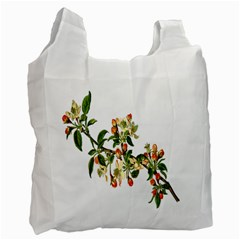 Apple Branch Deciduous Fruit Recycle Bag (two Side)