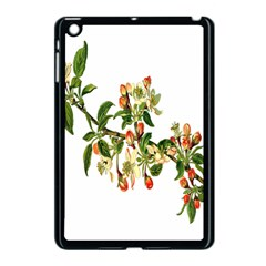 Apple Branch Deciduous Fruit Apple Ipad Mini Case (black)