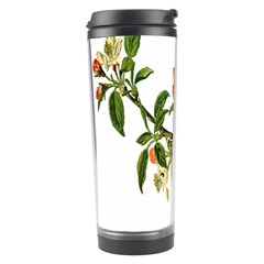 Apple Branch Deciduous Fruit Travel Tumbler