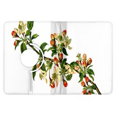 Apple Branch Deciduous Fruit Kindle Fire Hdx Flip 360 Case