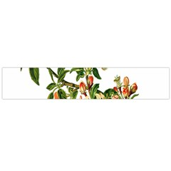 Apple Branch Deciduous Fruit Flano Scarf (large)