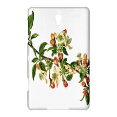 Apple Branch Deciduous Fruit Samsung Galaxy Tab S (8 4 ) Hardshell Case