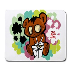 Bear Cute Baby Cartoon Chinese Large Mousepads