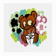 Bear Cute Baby Cartoon Chinese Medium Glasses Cloth