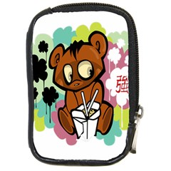 Bear Cute Baby Cartoon Chinese Compact Camera Cases
