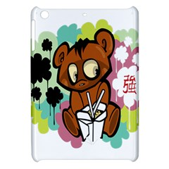 Bear Cute Baby Cartoon Chinese Apple Ipad Mini Hardshell Case
