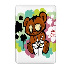 Bear Cute Baby Cartoon Chinese Samsung Galaxy Tab 2 (10 1 ) P5100 Hardshell Case