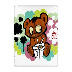 Bear Cute Baby Cartoon Chinese Galaxy Note 1