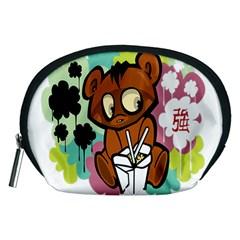 Bear Cute Baby Cartoon Chinese Accessory Pouches (medium)