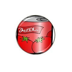 Beverage Can Drink Juice Tomato Hat Clip Ball Marker