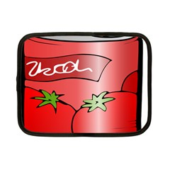 Beverage Can Drink Juice Tomato Netbook Case (small)
