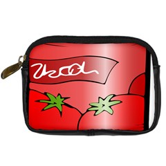 Beverage Can Drink Juice Tomato Digital Camera Cases