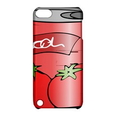 Beverage Can Drink Juice Tomato Apple Ipod Touch 5 Hardshell Case With Stand