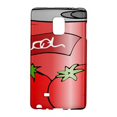 Beverage Can Drink Juice Tomato Galaxy Note Edge
