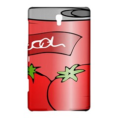 Beverage Can Drink Juice Tomato Samsung Galaxy Tab S (8 4 ) Hardshell Case